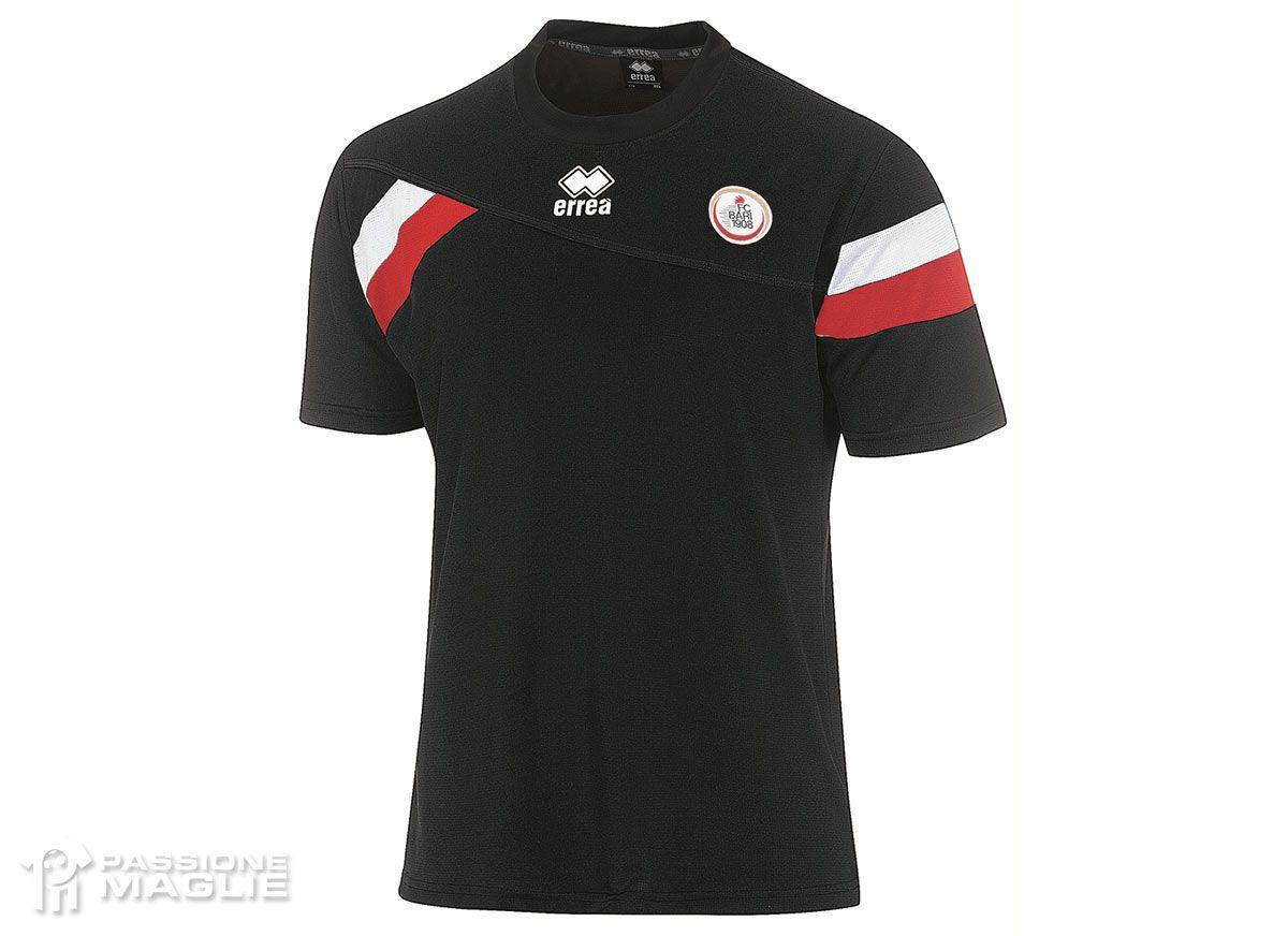 Maglie Bari 2014-2015, torna il rosso in casa con Erreà