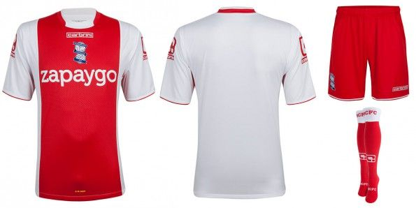 Divisa Birmingham City away 2014-15