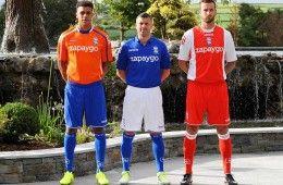 Kit Birmingham City 2014-2015