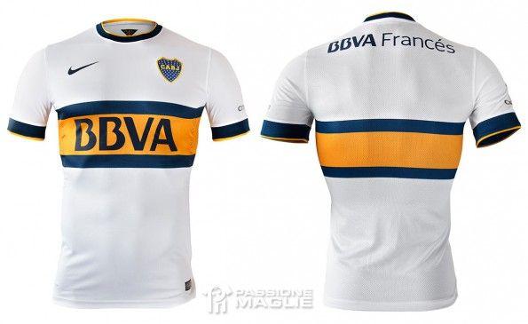 Seconda maglia Boca Juniors 2014-2015