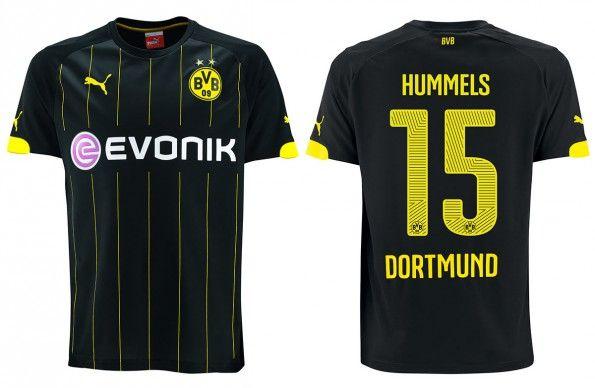 Maglia trasferta Borussia Dortmund 2014-2015