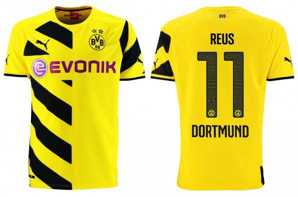 Maglia Borussia Dortmund 2014-2015