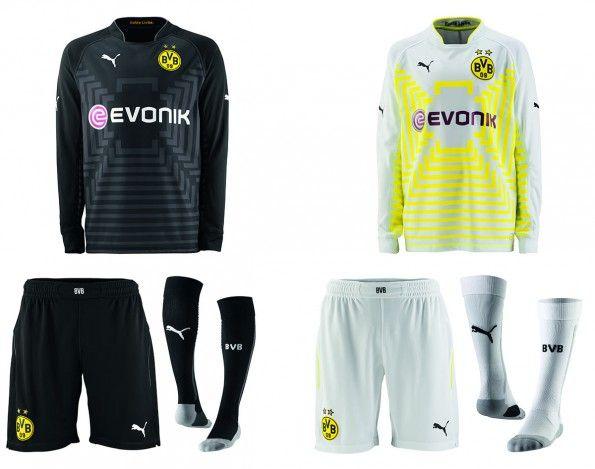 Maglie portiere Borussia Dortmund 2014-15