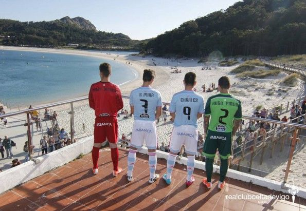 Font numeri Celta Vigo 2014-2015