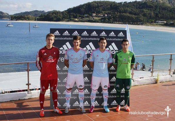 Maglie Celta Vigo 2014-2015