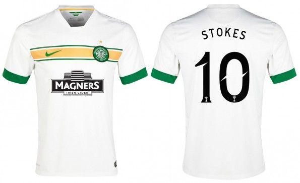Terza maglia Celtic FC 2014-15 Stokes