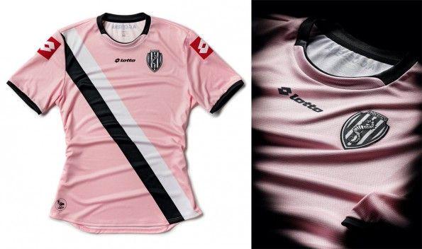 Terza maglia Cesena 2014-2015 rosa