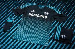 Presentazione terza maglia Chelsea 2014-15