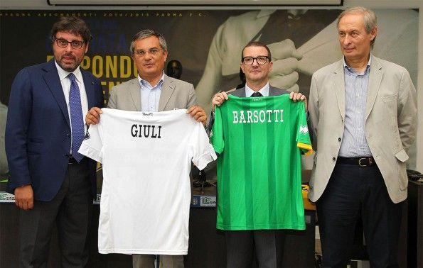 Font divise Parma 2014-2015