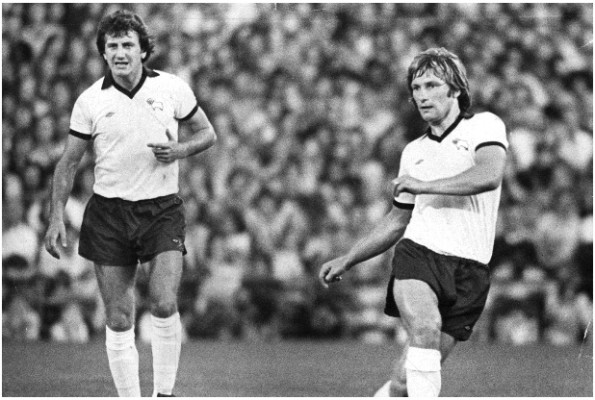 Il Derby County stagione 1974-1975