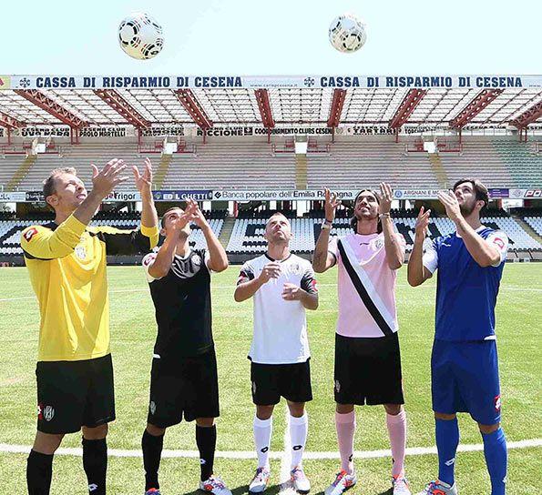 Divise Cesena Calcio 2014-2015