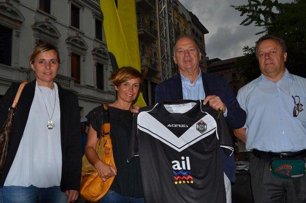 Famiglia Acerbis sponsor Lugano