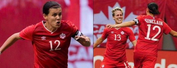 Germania-Canada femminile 2014