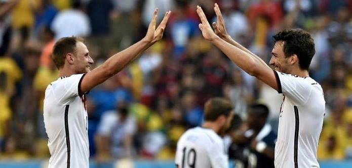 Germania in festa ai Mondiali