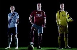 Kit West Ham adidas 2014-2015