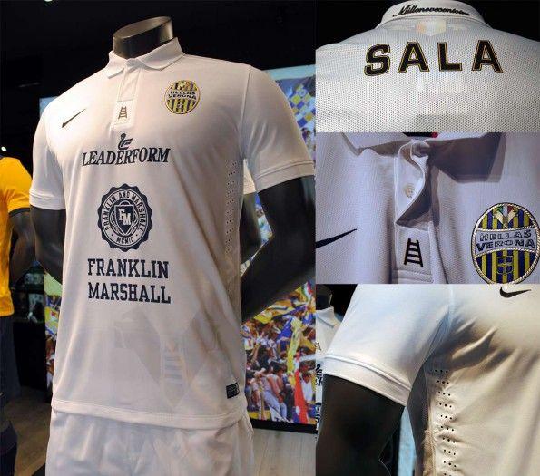 Hellas Verona maglia away 2014-2015