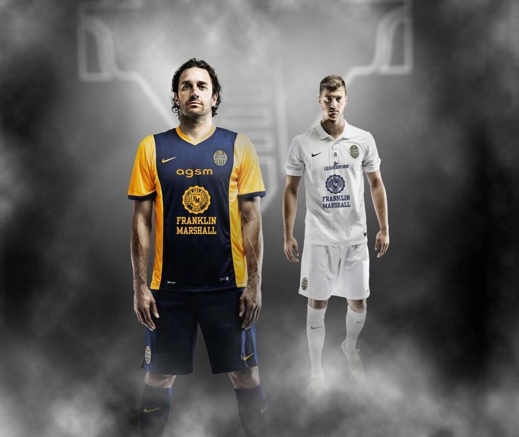 Maglie Hellas Verona 2014-2015