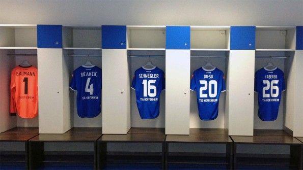 Hoffenheim font nomi numeri 2014-15