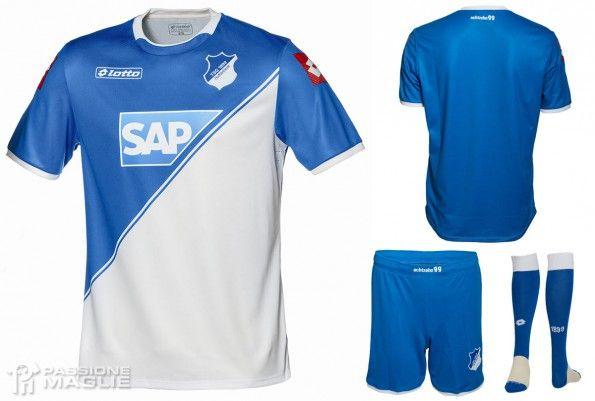 Maglia Hoffenheim 2014-2015