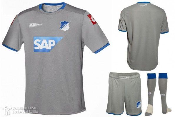 Terza maglia Hoffenheim 2014-15