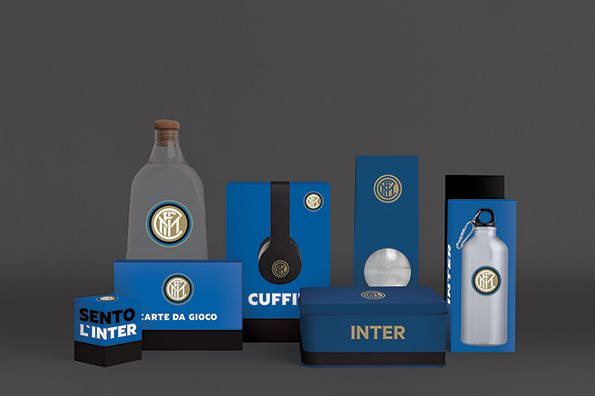 Merchandising Inter nuovo logo