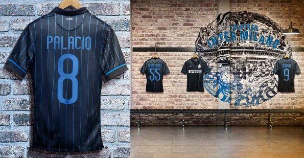 Presentazione divisa Inter 2014-2015