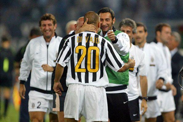 Juventus 2003-2004, font