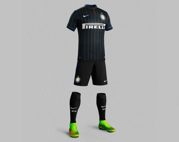 Kit Inter FC 2014-2015 Nike