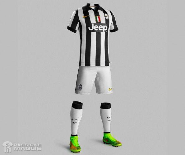 Divisa Juventus home 2014-2015