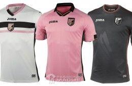 Kit Palermo 2014-2015 Joma
