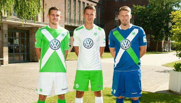 Kit Wolfsburg 2014-2015
