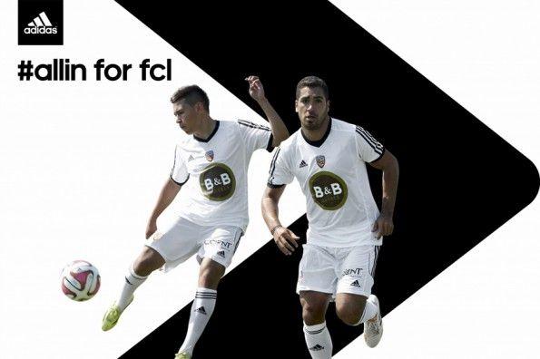 Maglia Away Lorient 2014-2015