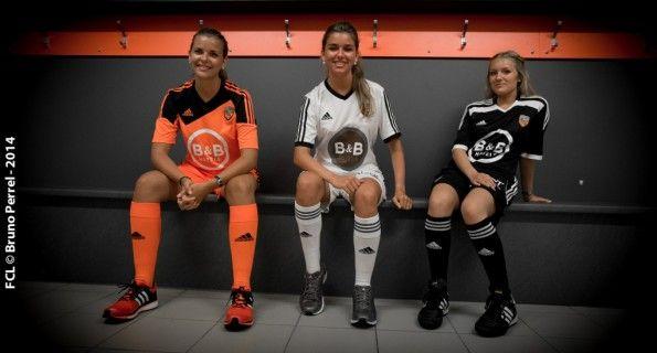 Divise Adidas Lorient 2014-2015