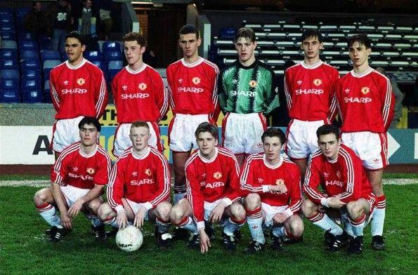 Formazione Manchester United 1991-1992