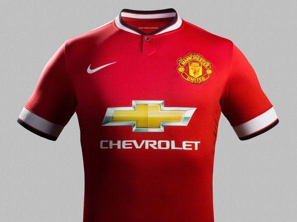Maglia Manchester United home 2014-2015