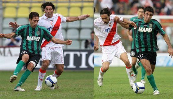 Sassuolo-Mantova stagione 2008-2009