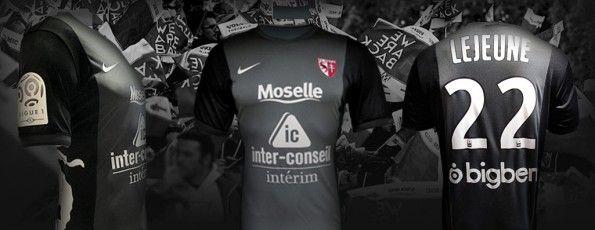 Terza maglia Metz 2014-2015