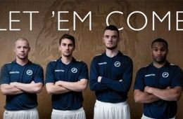Millwall home kit 2014-15