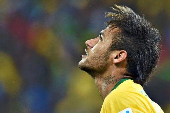 Neymar Mondiali 2014