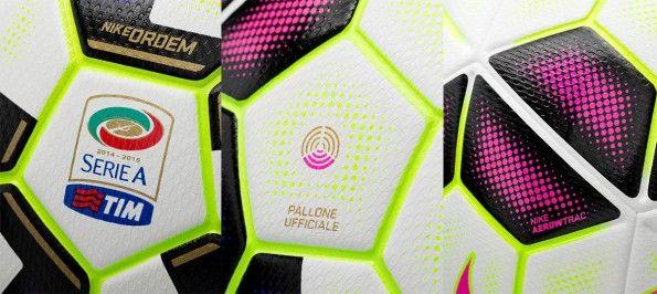 Dettagli pallone Nike Ordem 2014-2015
