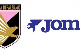 Joma sponsor tecnico Palermo