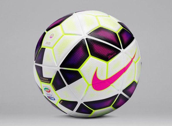 Nike Ordem, il nuovo pallone della Serie A 2014-2015 - Arbitri.com