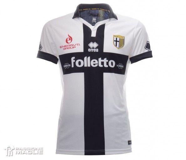 Maglia Parma crociata 2014-2015