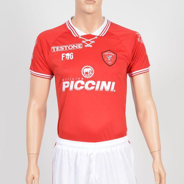 Perugia, maglia home 2014-2015