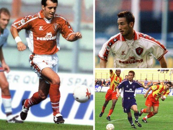 Perugia, divise 1999-2000