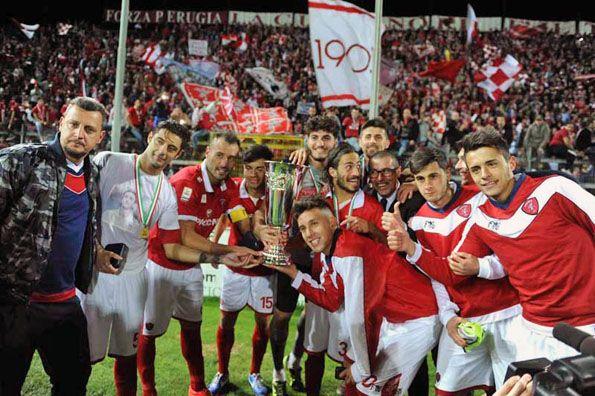 Perugia, Supercoppa di Prima Divisione 2014