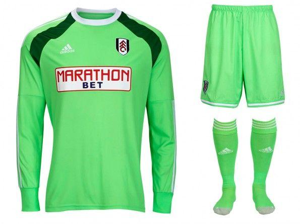 Maglia portiere Fulham 2014-2015