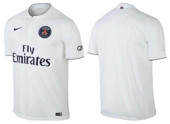 Seconda maglia Paris Saint-Germain 2014-2015
