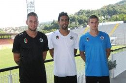 Maglie Spezia 2014-2015 Lotto