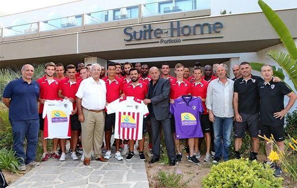 Main sponsor Ajaccio 2014-15
